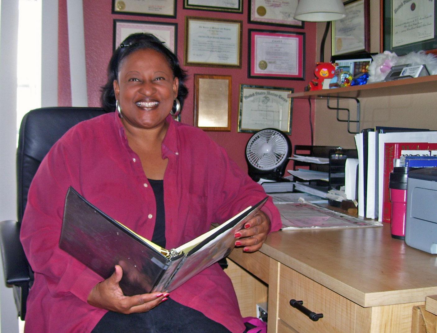 Pam Ennis, Smoking Cessation Instructor